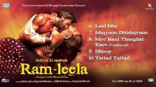 Ram-leela - Jukebox 2 (Full Songs)