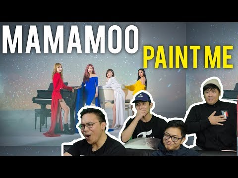Video MAMAMOO art class -