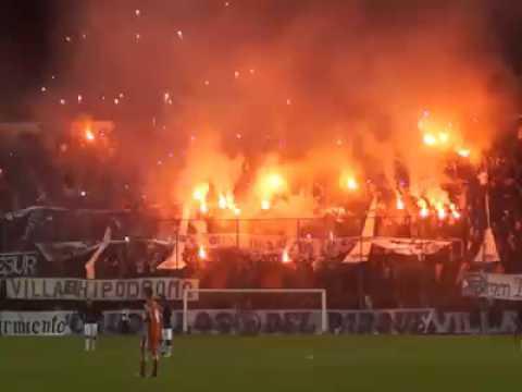 Fiesta leprosa ante Atlético Paraná - INDEpENDIENTE RIVADAVIA - Los Caudillos del Parque - Independiente Rivadavia