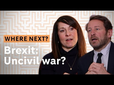 Brexit: Is it really an uncivil war?