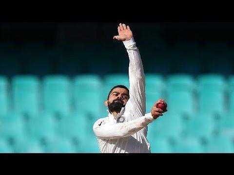 Virat Bowli! India skipper sends down some seamers_A héten feltöltött legjobb sport videók