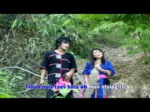 Nkauj Toj Siab Nraug Hauv Nroog - Suab Nag & Kos Lis (видео)