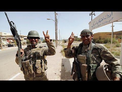 Ιράκ: Υπό τον έλεγχο του στρατού η Φαλούτζα