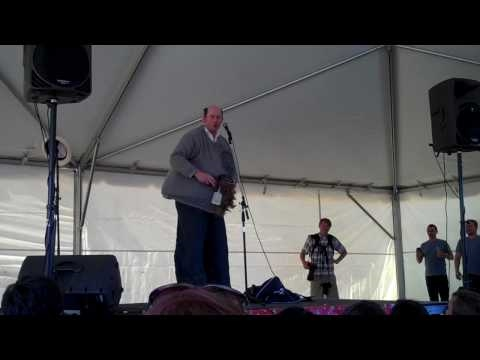 David Koechner at FYF Fest 2010 - 