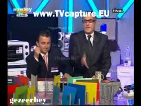 Çarkıfelek canlı yayında küfür rezaleti - Çarkıfelek Programı and Mehmet Ali Erbil.flv