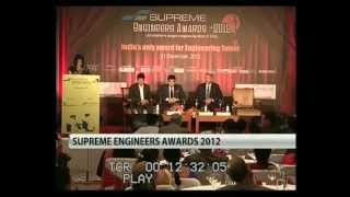 NDTV SUPREME ENGINEER AWARDS 5