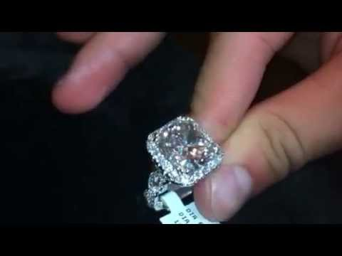 Own this huge diamond ring for $46,000 (#d205)