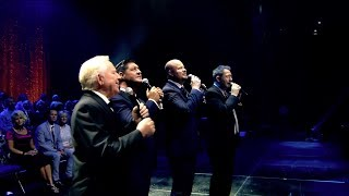 """Recorded live, """"Daystar"""" is from our 45th Anniversary Reunion Concert on July, 2016, featuring classic favorites.With over 3 hours of memorable music, a bonus section featuring a special tribute to Max and Lucy, plus behind-the-scenes footage, we are very excited about the release of our 45th Anniversary Reunion Concert! We've captured that unprecedented and unforgettable night of music, praise and celebration on Blu-ray, DVD and 3-Set CDs.Relive that awe-inspiring evening with over 130 Heritage Singers on stage!The 45th Reunion Concert CD (music only) features 37 songs - including 6 medleys.The Blu-ray DVD, and the regular DVD are the best we've produced! Call us: (530) 622-9369 or visit our web store: http://heritagesingers.com/store. Our office hours are Monday -Thursday, 8:30 AM - 5 PM (PST)."""