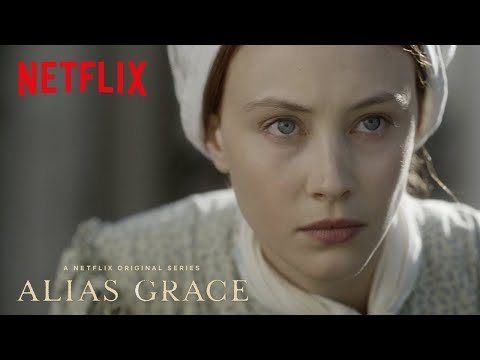 Alias Grace | Official Trailer [HD] | Netflix