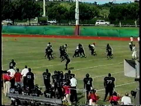 Gerod Holliman High School Highlights video.