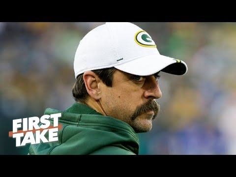 Video: Aaron Rodgers shouldn't have sat out the preseason – Marcus Spears | First Take