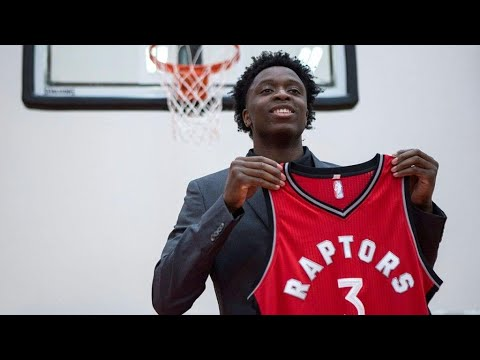 Video: Ujiri excited for development of draft steal OG Anunoby