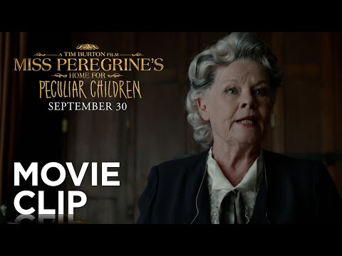 Miss Peregrine's Home for Peculiar Children Clip 'Hollow Chase'