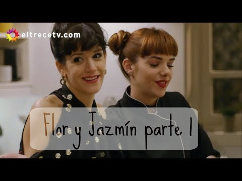 Las Estrellas   Flor y Jazmín parte 1 -(ENG SUB)