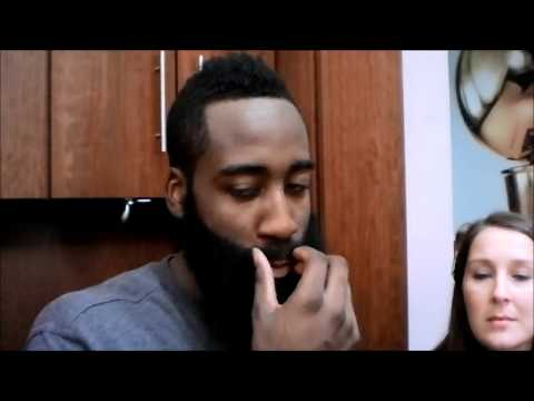 James Harden after Houston's first loss of 2014-15