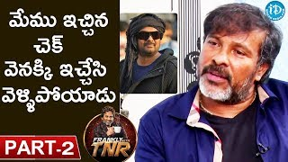 Video Chota K Naidu Exclusive Interview - Part#2 || Frankly With TNR || Talking Movies with iDream MP3, 3GP, MP4, WEBM, AVI, FLV November 2018