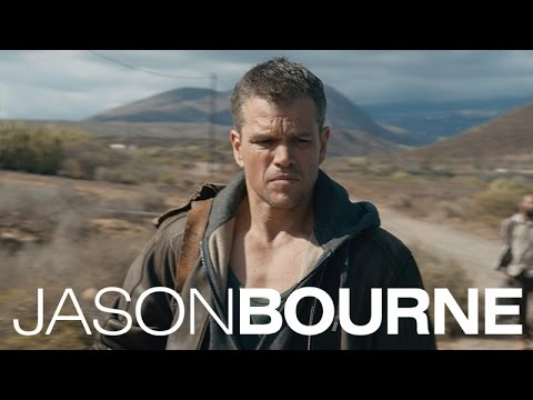 Jason Bourne (TV Spot 'The Best Bourne Yet')