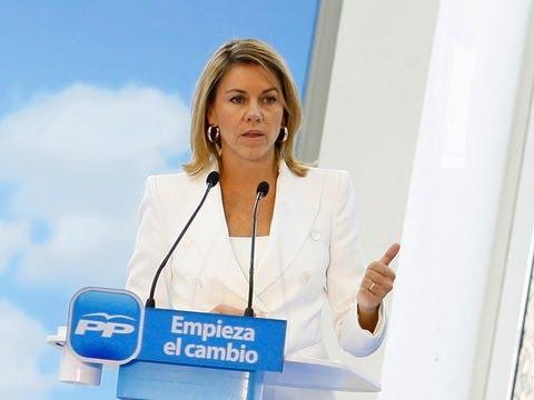 Cospedal: España es un país de emprendedores
