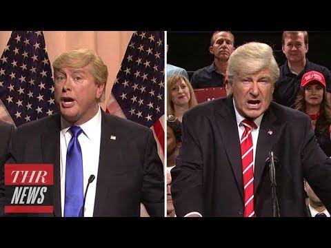 Darrell Hammond Responds to Trump's Praise of His Impersonation | THR News
