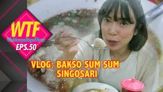 Video WTF#50 BAKSO TER-RIBET & PALING MELETUS SE-INDONESIA !! MP3, 3GP, MP4, WEBM, AVI, FLV Desember 2017