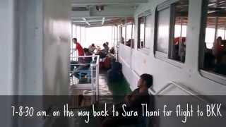 Video Koh Samui Resotel & AirAsia flight back to BKK (9.26-27.2013) MP3, 3GP, MP4, WEBM, AVI, FLV Agustus 2018