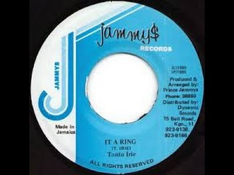 Tonto Irie -  It a ring  (1985)
