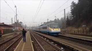 Video SC/Ex37503 Pendolino - Promo jazda - Ružomberok- 5.12.2014 MP3, 3GP, MP4, WEBM, AVI, FLV November 2017