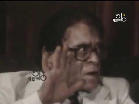 لقاء نادر- توفيق الدقن يتحدث عن صديقه وأستاذه محمود المليجي