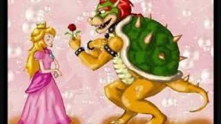 Bowser and Princess Peach 4ever