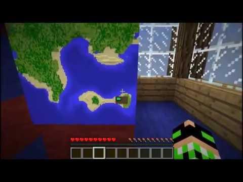 MineCraft Modsuz Survival Haritası 1.7.4