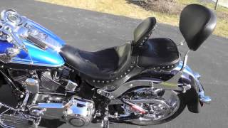 8. 2010 Harley-Davidson CVO Softail Convertible FLSTSE