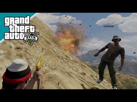 ☆ GTA Online - Random Funny Moments & Extras ☆