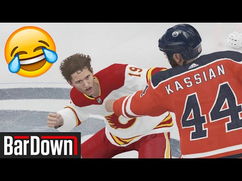 9 One Minute (or so) NHL Comedy Sketches