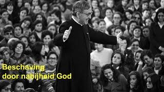Beschaving door nabijheid God