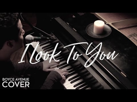 Whitney Houston - I Look To You (Boyce Avenue Piano Acoustic Cover) On Spotify & Apple