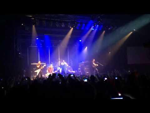 Edguy - Love Tyger - Porto Alegre 06/12/2014 (видео)