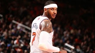Carmelo Anthony's Top 10 Plays of 2013-2014