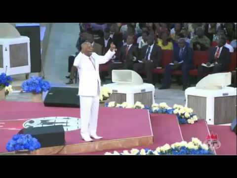 Is There No Balm In Gilead Part 4  Bishop Oyedepo 24 July 2016 4th Service, Enough Is Enough