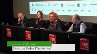 Presentato anche a Roma il 35° Torino Film Festival