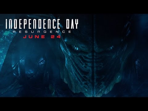 Independence Day: Resurgence (TV Spot 'Hunt')