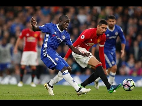 Chelsea 4-0 Manchester United All Goals & Highlights 23/10/16 (EPL 16/17)