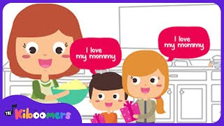 Download Lagu I Love My Mommy | Mother's Day Song for Kids | Happy Mothers Day Song | The Kiboomers Mp3