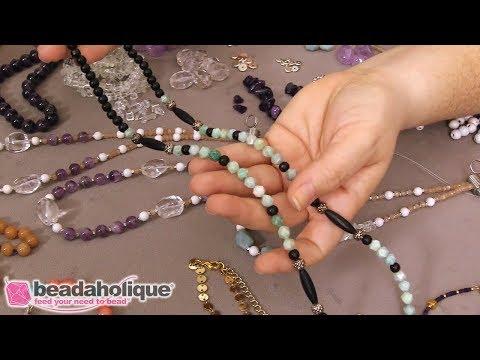 Beadaholique Live Class: Designing Handmade Gemstone Jewelry