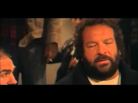 Bud Spencer - Bulldozer (scena bisca)