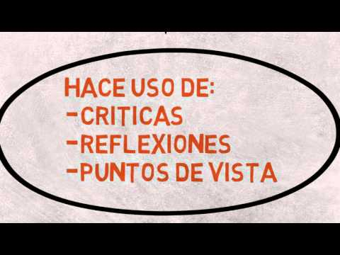 Video-Tutorial De ¿Qué Es Un Ensayo?