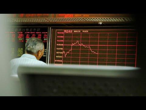 Βουτιά στα διεθνή χρηματιστήρια