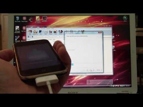 iOS 4 / 4.0.1 / 4.0.2 Jailbreak & Unlock iphone 3g and Jailbreak iPod Touch 2nd gen (NON MC MODEL)