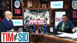 Do You Agree With Don Cherry About Hurricanes Celebrations Being Ridiculous? | Tim and Sid by Sportsnet Canada