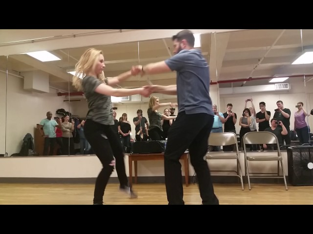 Ben Morris & Victoria Henk Workshop Using Apache & Crossbow Whip Variations