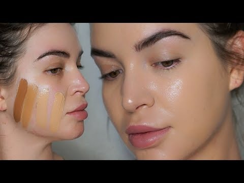 IT COSMETICS! Bye Bye Lines Anti Aging Foundation ❤ REVIEW + DEMO